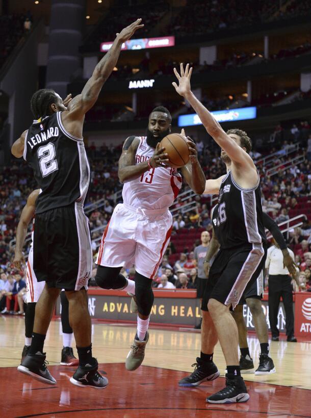 James Harden: números sobresalientes esta temporada e ídolo en NBA AP_16...