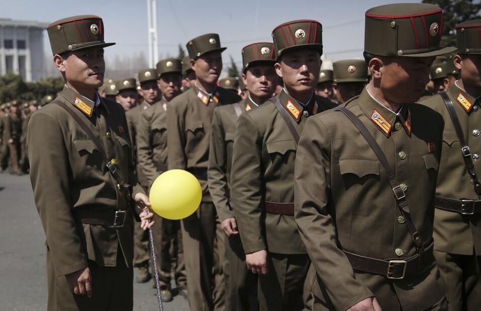 Imágenes Corea del Norte