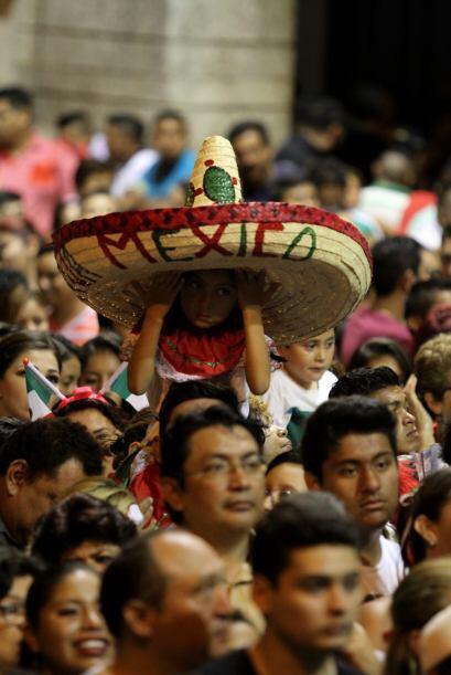 El gobernador de Yucatán, Rolando Zapata Bello encabezó la ceremonia  an...