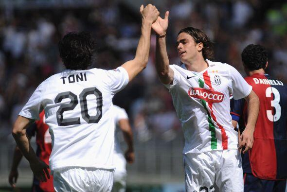 La Juventus confirmó su proceso de recuperación tras reponerse de dos de...