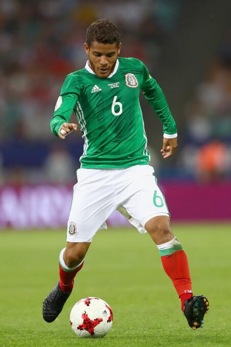 Uno a Uno: A detalle los 22 protagonistas del Alemania vs. México 006 Jo...