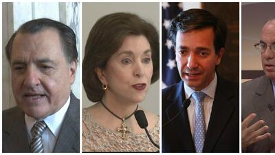 Exgobernadores de Puerto Rico