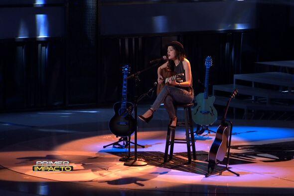 La cantante Natalia LaFourcade