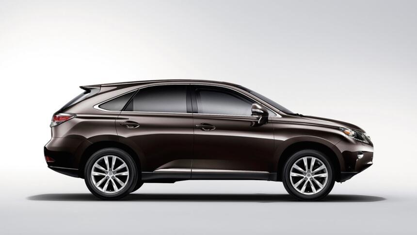 Estos son los autos más confiables de Estados Unidos Lexus-RX_350-2013-1...