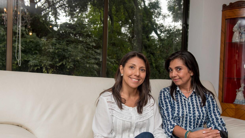 Las hermanas son parte de ese 98% de los pacientes trasplantados que con...