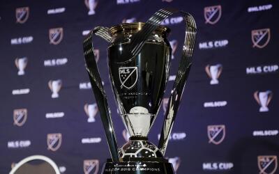 Trofeo de la MLS Cup