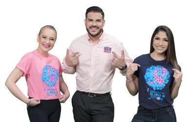 La sobreviviente de cáncer, Emma Sepúlveda, Víctor...