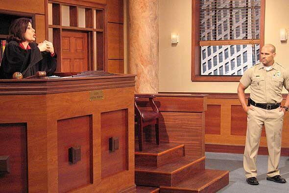 La Jueza Cristina Pereyra estaba sorprendida por las declaraciones de Hi...