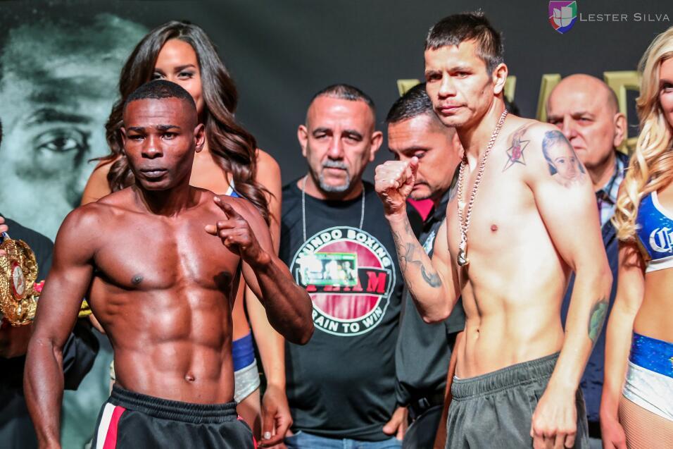 Andre Ward vs Sergey Kovalev, Guillermo Rigendaux  y Moisés Flores
