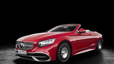A Estados Unidos solo llegarán 75 unidades del Mercedes-Maybach S650 Cab...