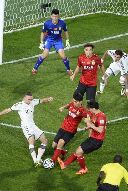 Los alemanes llegaban como el claro favorito para ganar el duelo y, adem...