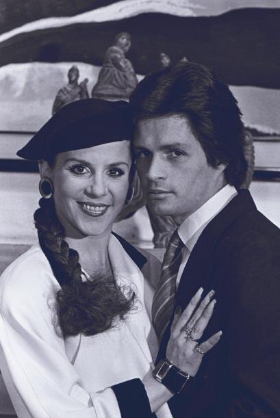 ¿Qué tal se veían Rebecca Jones y Alejandro Camacho cuando participaban...