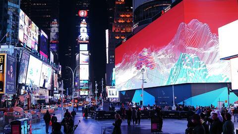 Refuerzan medidas de seguridad en Times Square tras un posible atentado...