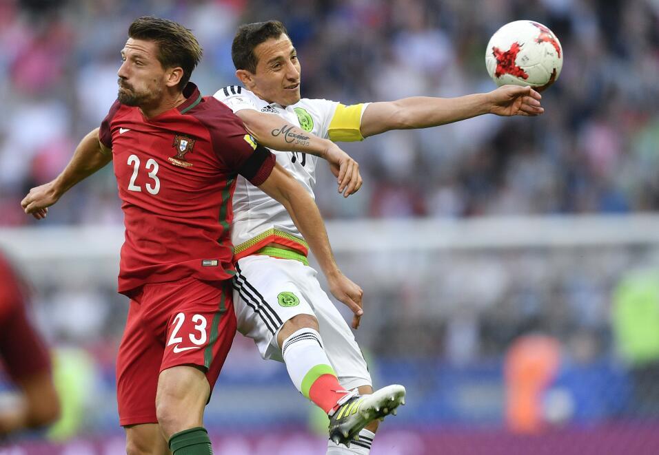 Es oficial: Andrés Guardado fue presentado este viernes como nuevo jugad...