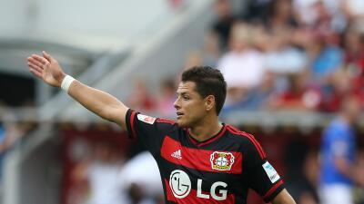 El atacante mexicano ya tuvp minutos con el Bayer Leverkusen