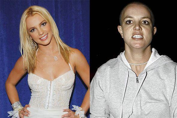 Britney Spears ha pasado por varias etapas en su vida algunas buenas y o...
