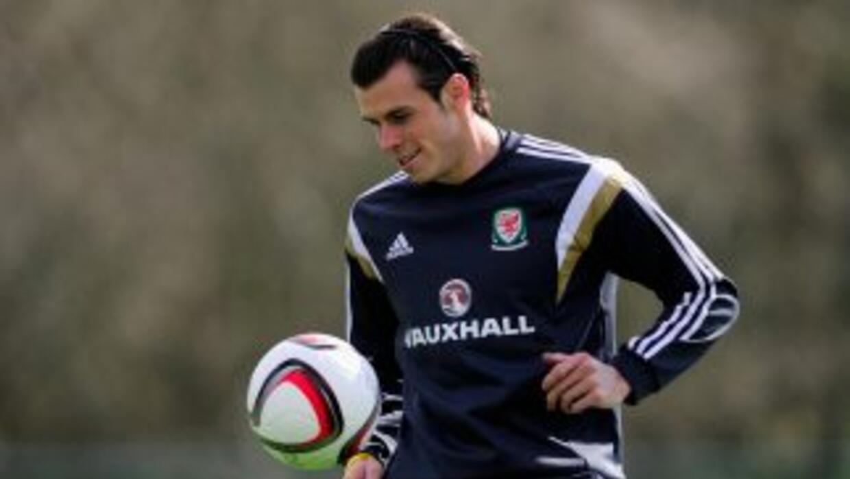 El delantero galés del Real Madrid se dio la oportunidad de mostrar sus...