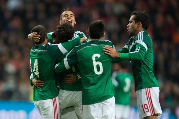 Así que México ya sabe lo que es enfrentar a Chile, Ecuador y Bolivia en...