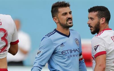Felipe no ve la hora de enfrentar a New York City FC en los Playoffs.