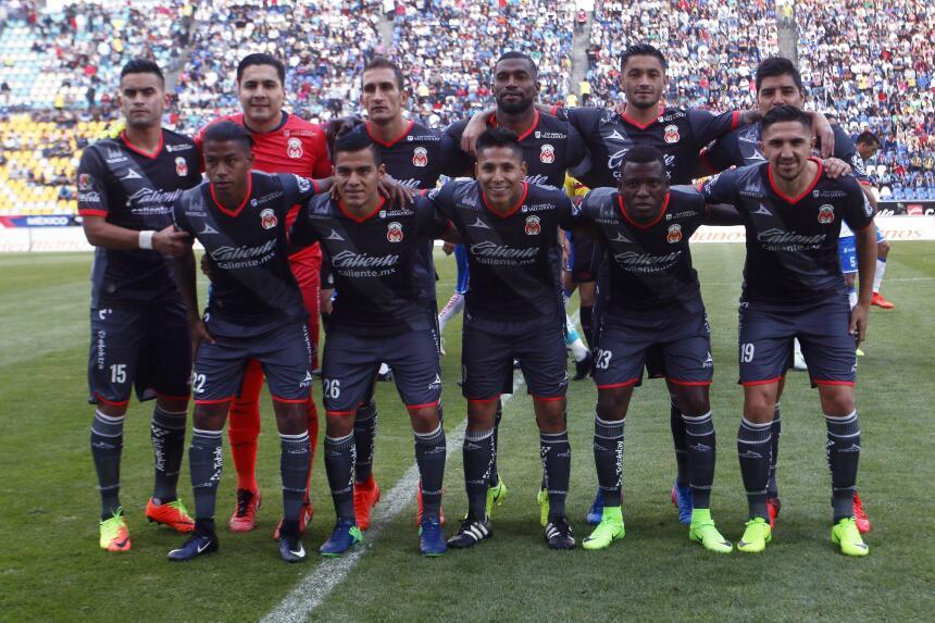 Morelia derrotó a Puebla con gol de último minuto Equipo Morelia.jpg