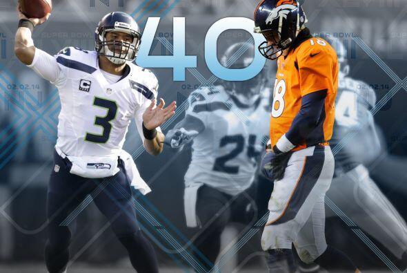 10. Quarterbacks de clima frío: En los playoffs, Peyton Manning tiene ma...