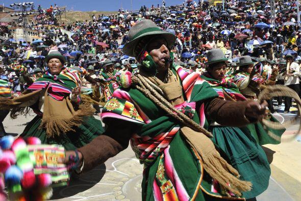 El municipo de La Paz suspendió los festejos públicos como un acto de so...