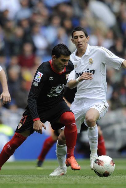 A temprana hora, la fecha 35 de la Liga española inició su jornada domin...