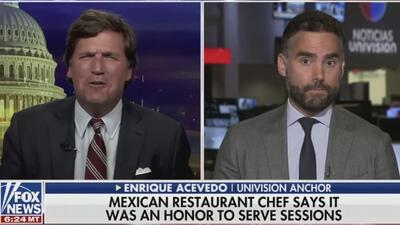 Tucker Carlson says tacos were invented in San Diego. Really?