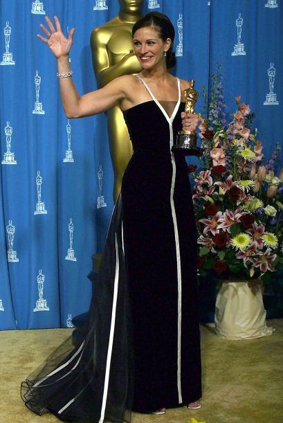 """Julia Roberts le ha hecho homenaje a su papel de """"mujer bonita"""" pues con..."""