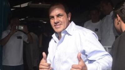 Cuauhtémoc Blanco anunció que al término del Clausura 2014 se retirará c...