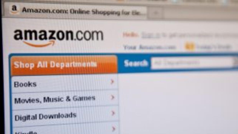El distribuidor por internet estadounidense Amazon espera que varios mil...