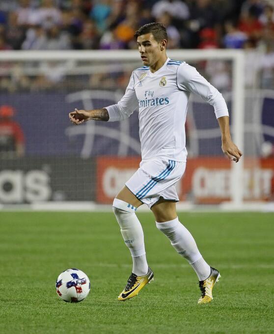 Theo Hernández (Real Madrid): jugó la temporada pasada a préstamo en el...