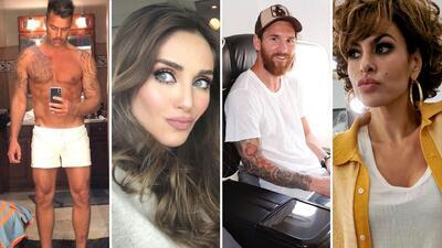 EN FOTOS: Estos famosos son zurdos y seguro no lo sabías