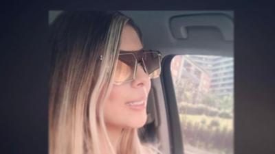 Johana Osorio, el apoyo incondicional de la joya colombiana en Rusia 2018
