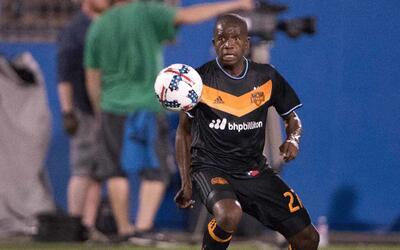 Hay Boniek García para rato en Houston Dynamo.