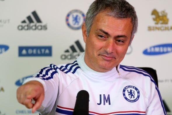 Es el quinto año consecutivo y el noveno en total en que Mourinho acaba...