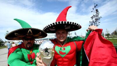 Los mexicanos 'ponen el picante' en Rostov para el duelo del 'Tri' contra Corea del Sur