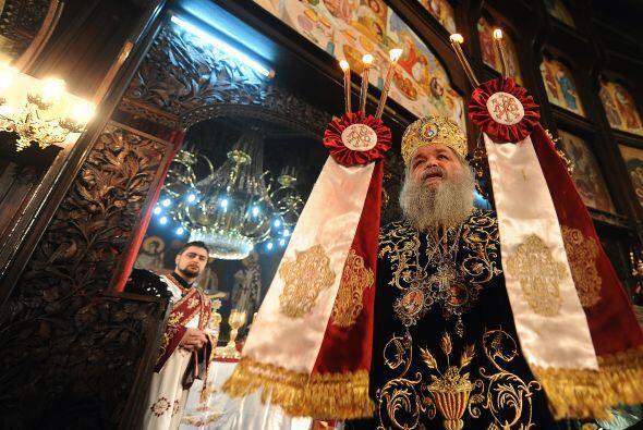 Las Iglesias orientales usan el calendario juliano, la Iglesia Armenia l...