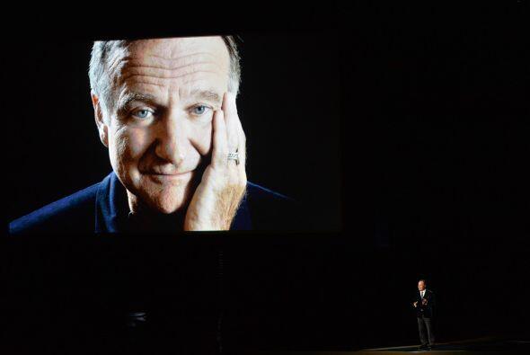 Uno de los momentos más emotivos fue el homenaje que se le rindió al fal...