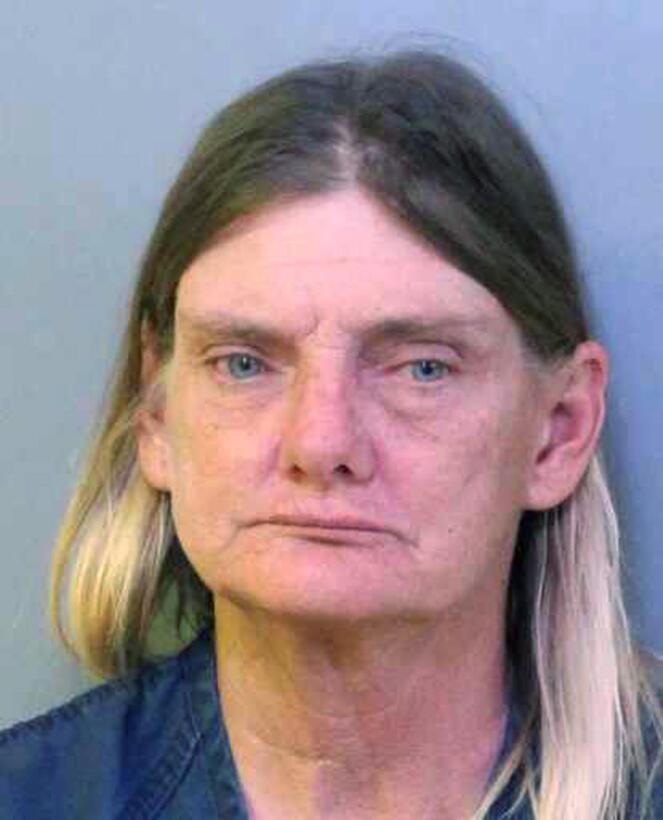 Donna Byrne de 53 años recibió un DUI por montar a caballo ebria.