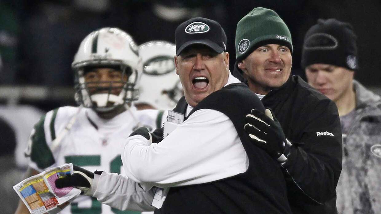 Rex Ryan en los Jets (2009 al 2014)