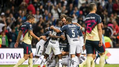Monterrey venció 3-0 en penales al América