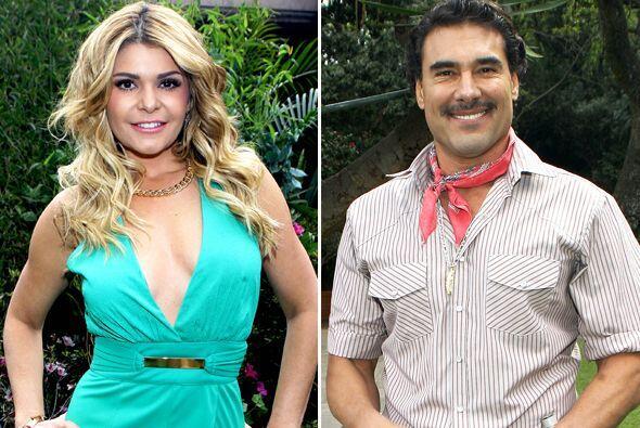 Itatí Cantoral y Eduardo Yáñez están muy cer...