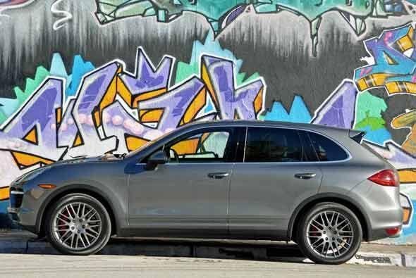 El 'graffiti' es un elemento fundamental del movimiento artístico de las...