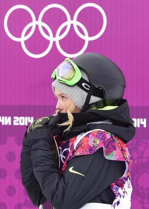 En fotos: Silje Norendal, la reina del snowboarding GettyImages-46802478...
