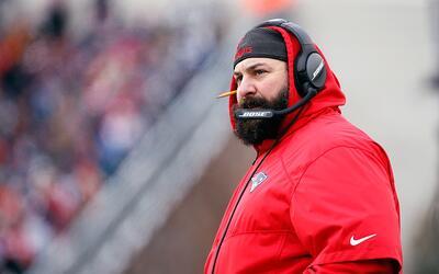 El excoordinador defensivo de los Patriots ganó dos Super Bowls (...
