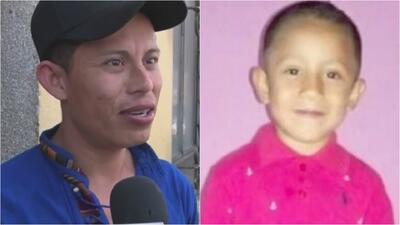 Fin de la pesadilla: Un padre guatemalteco y su hijo se reencuentran tras estar separados por 4 meses