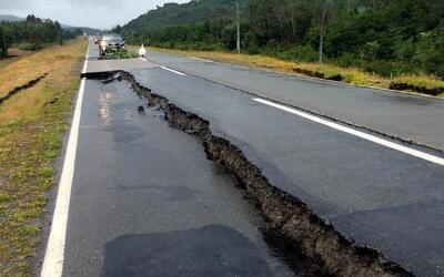 Chile vuelve a la normalidad después del terremoto de 7.7 grados que est...