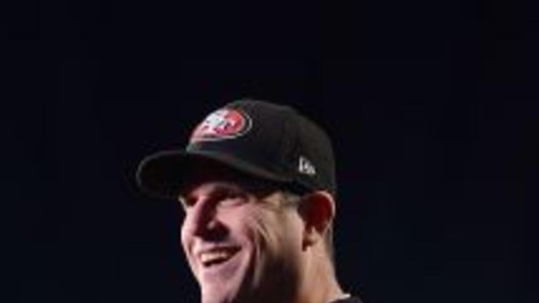 Jim Harbaugh cree que la NFL recibirá bien a Michael Sam pero teme de lo...