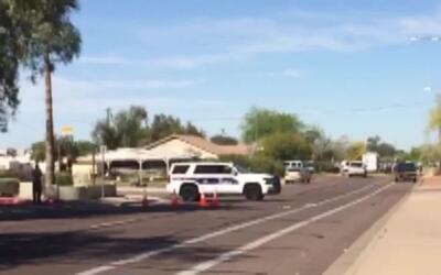 'Arizona en un Minuto': policía investiga el caso de un cuerpo hallado e...